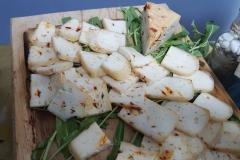 formaggio di capra con peperoncino romano
